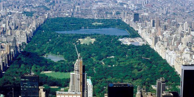 Central Park , New York City
