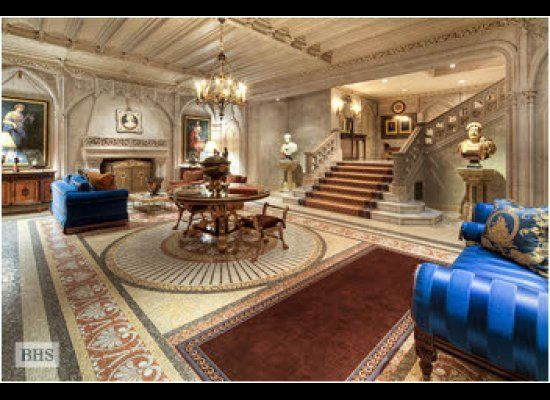 <strong>1.  The Woolworth Mansion on East 80th Street for $90 million.</strong>