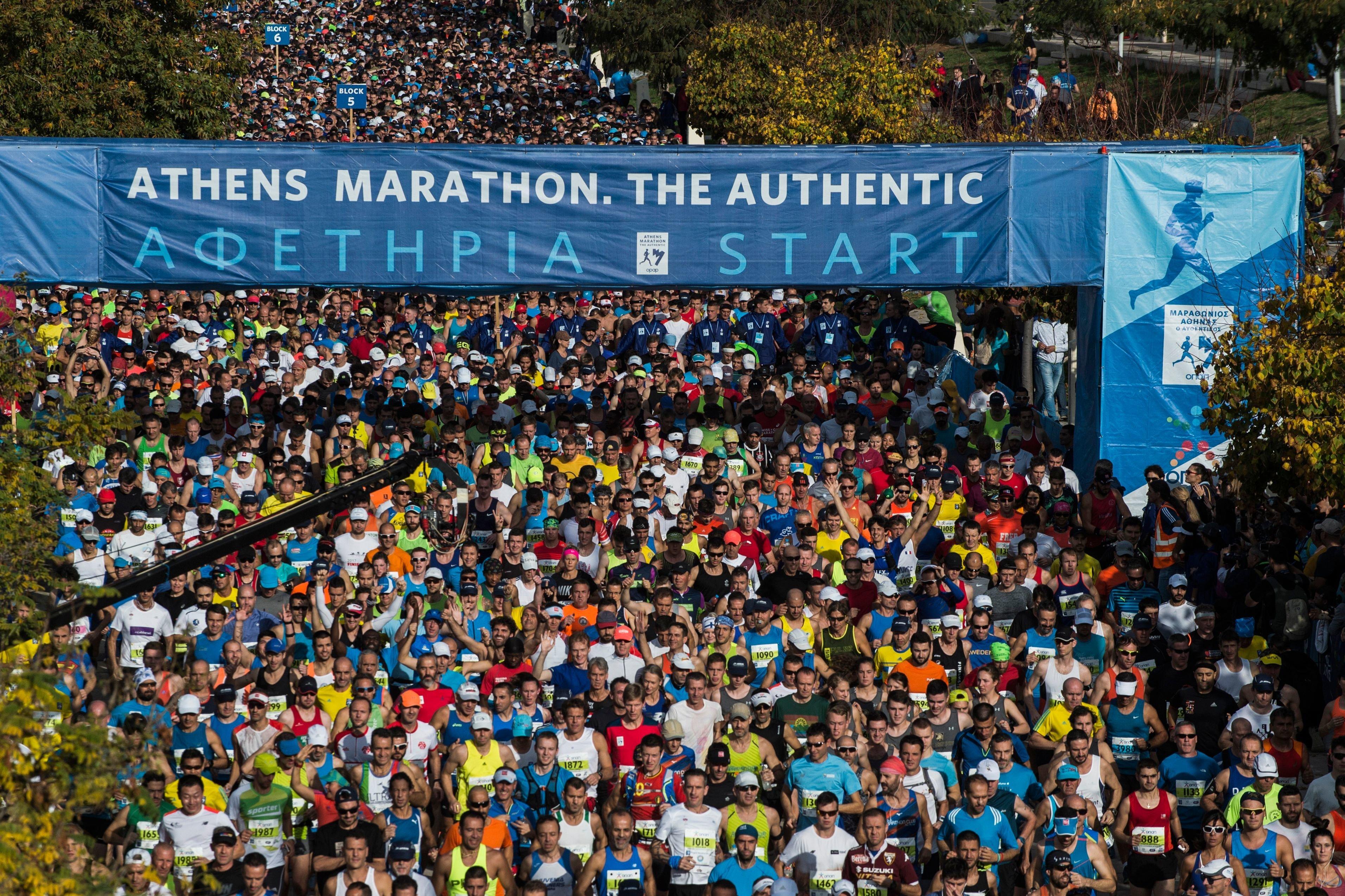 Πώς ο Μαραθώνιος της Αθήνας έγινε success story