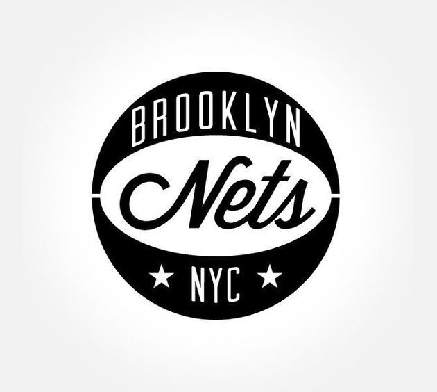 Brooklyn Nets Logo Redesigned By Andrew Guirguis For Reset The Nets Campaign Photos Huffpost