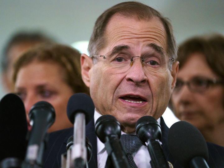 Rep. Jerry Nadler (D-N.Y.) will be leading Democrats' investigations on the House Judiciary Committee.
