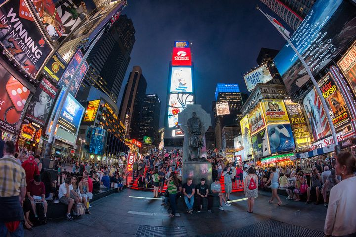 NYC Beats London In Number Of Per-Day Tourists During The