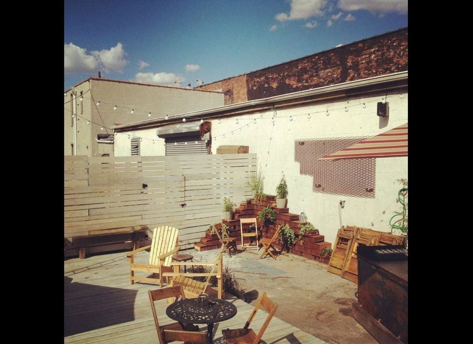 "Housed in an old horse stable in Gowanus, new spot <a href=""http://lavenderlake.com/"" target=""_hplink"">Lavender Lake</a> is t"