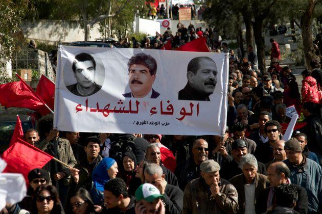Assassinat de Belaid et de Brahmi : Le Front Populaire promet de nouvelles révélations à