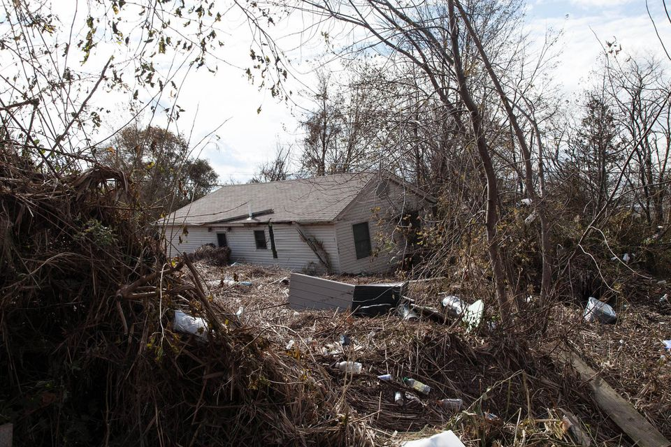"""Images taken in the days following Hurricane Sandy in the Oakwood section of Staten Island, NY. <a href=""""http://timsoter.com/"""