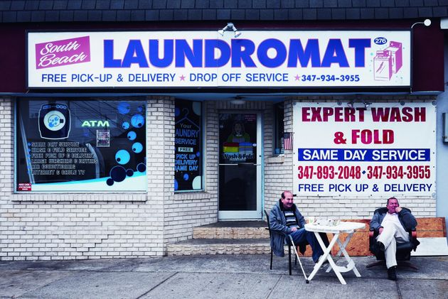 Laundromat' By The Snorri Bros  Focuses Lens On Another