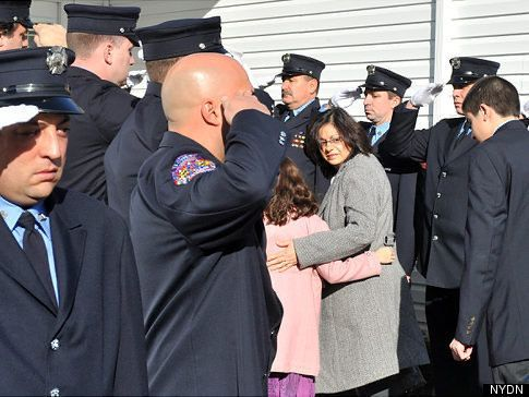 James Ryan, 9/11 Firefighter, Denied Line-Of-Duty Funeral By