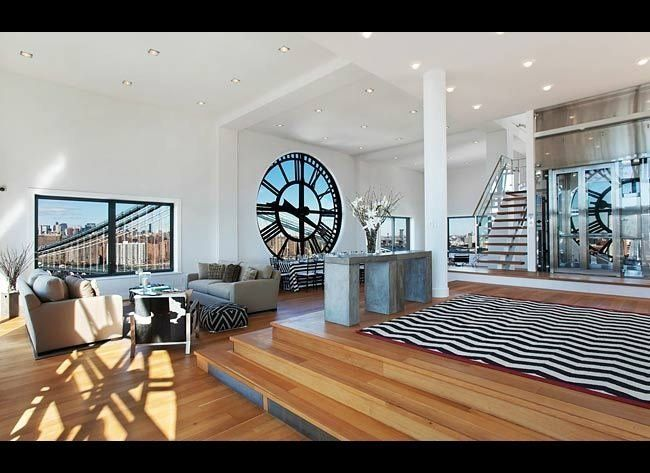 <strong>Price:</strong> $18 million <strong>Address:</strong> 1 Main St., Apt. 16 <strong>Listing:</strong> Corcoran  Cro