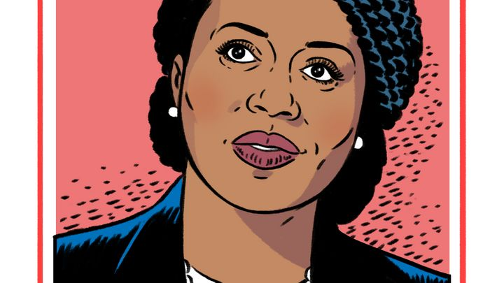 Ayanna Pressley will be Massachusetts' first black congresswoman after winning in the 7th District. The Boston City Council m...