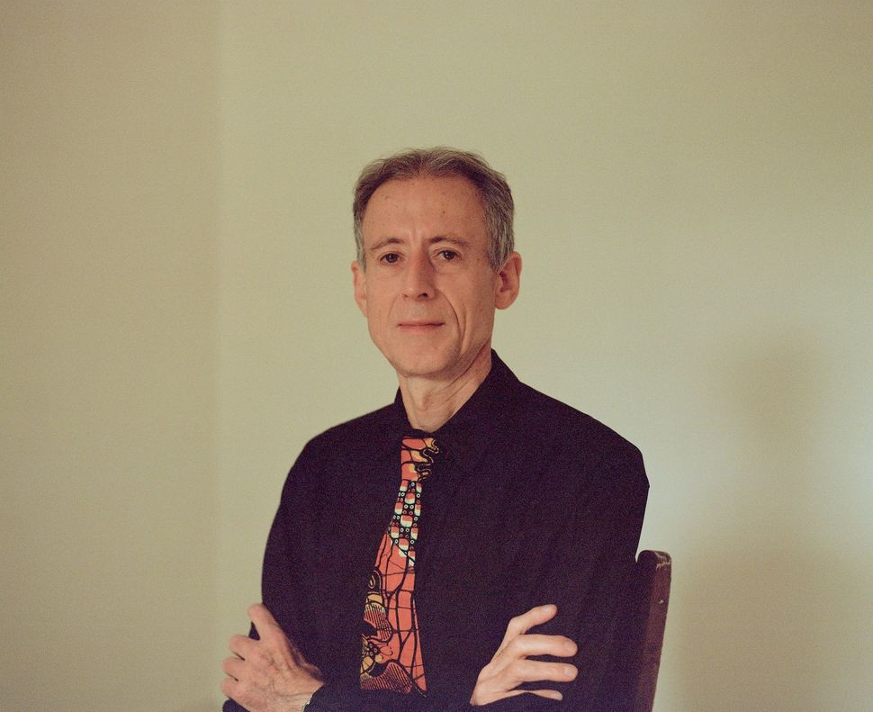 Peter Tatchell has suffered more than 300 assaults during his time as an LGBT and human rights