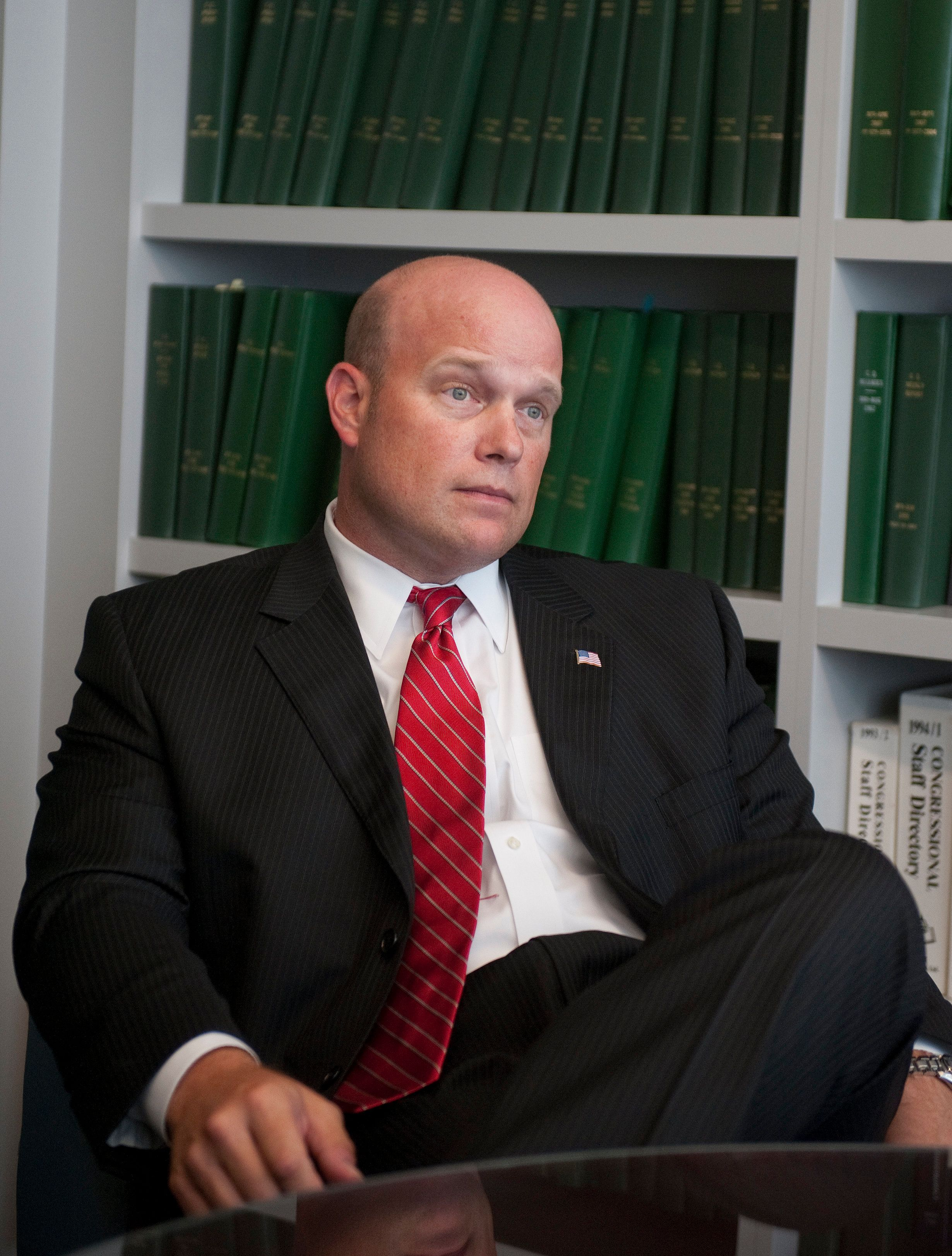 Matt Whitaker, Trump's Acting Attorney General Pick, Is A Major Critic Of The Russia Probe