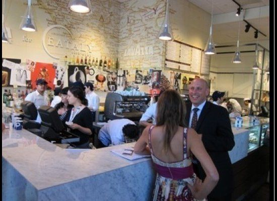 """<a href=""""http://www.newyork.eataly.it/"""" target=""""_hplink"""">Eataly</a> Open Daily 11am-11pm  The newest player on the gourmet"""