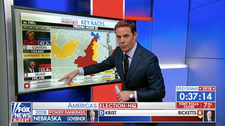 Bill Hemmer explains the stakes in Virginia's 5th Congressional District.