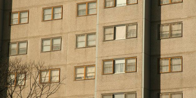 Public housing flats