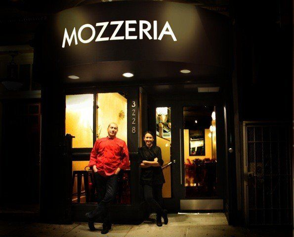 Mozzeria's Russell And Melody Stein: The Perfect Pizza, Wine