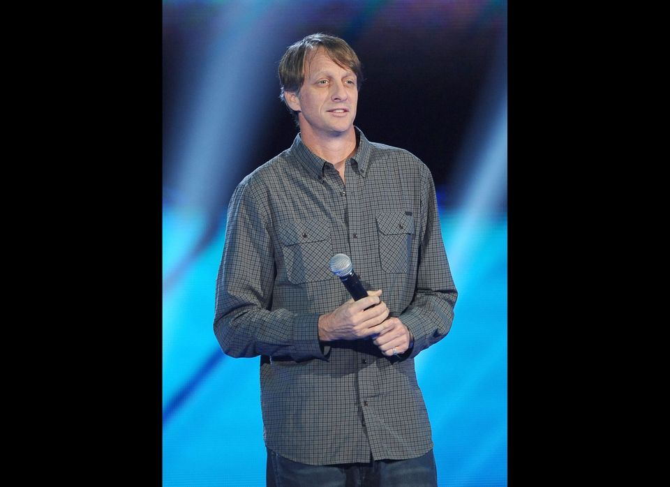 Famed skateboarder Tony Hawk donated $10,000 to the San Francisco Recreation and Parks Department.