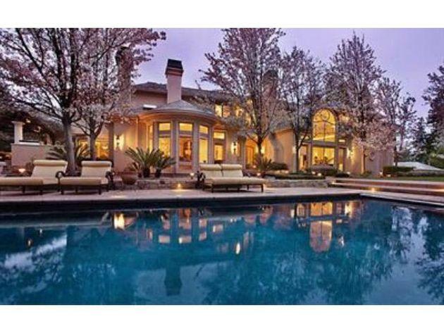 Casa de Jerry Rice em San Francisco Bay Area