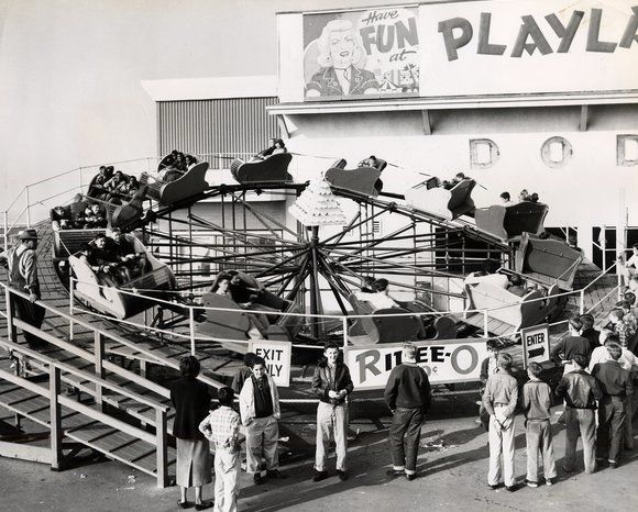 San Francisco Playland At The Beach 20 Years Of History Photos