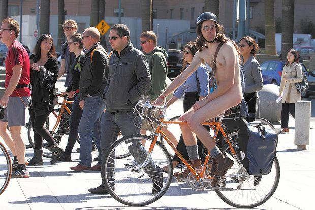 Naked bike ride san francisco foto 32