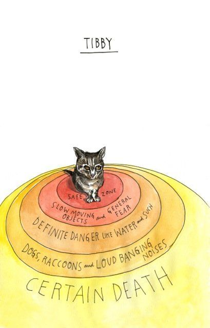 Local artist Wendy MacNaughton envisioned San Francisco through the eyes of a cat for her new book with Caroline Paul.