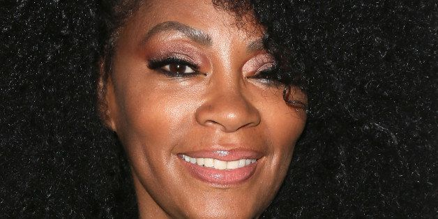 WEST HOLLYWOOD, CA - FEBRUARY 28:  Singer Jody Watley attends the Harper's BAZAAR celebration of Cameron Silver and Christos