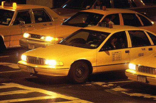 Cab Driver Robbery Increasingly Common In San Francisco