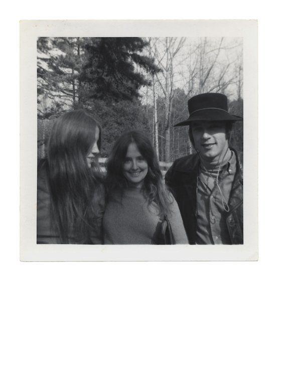 Judy Johnson, Alice Waters and Tom Luddy, Berkeley, 1969