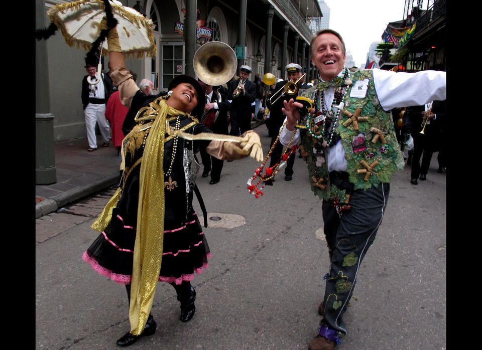 New Orleans took the (king) cake for best foodie city in America in <em>Travel + Leisure</em>'s readers' poll. Readers refere