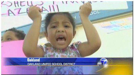 Oakland School Board Threatens Closures, Hundreds Of Parents