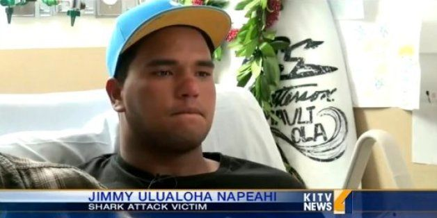 Ulu Boy Pursues Pro Surfer Dream Despite Shark Attack | HuffPost