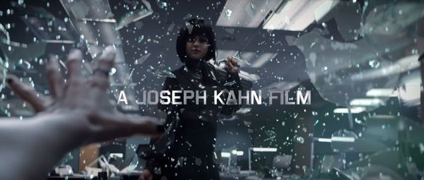 Of course, he's not actually in the video, but it's worth noting that Joseph Kahn has some pretty impressive music videos und