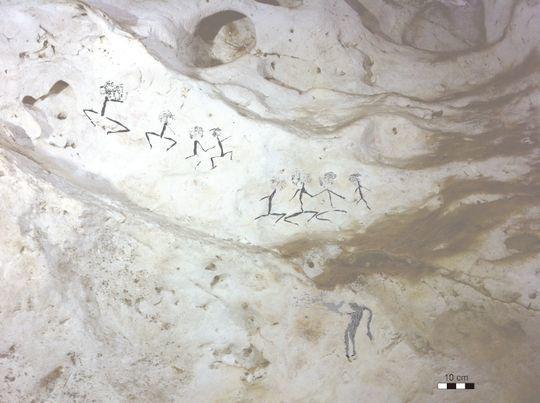 가장 오래된 동굴벽화가 인도네시아에서