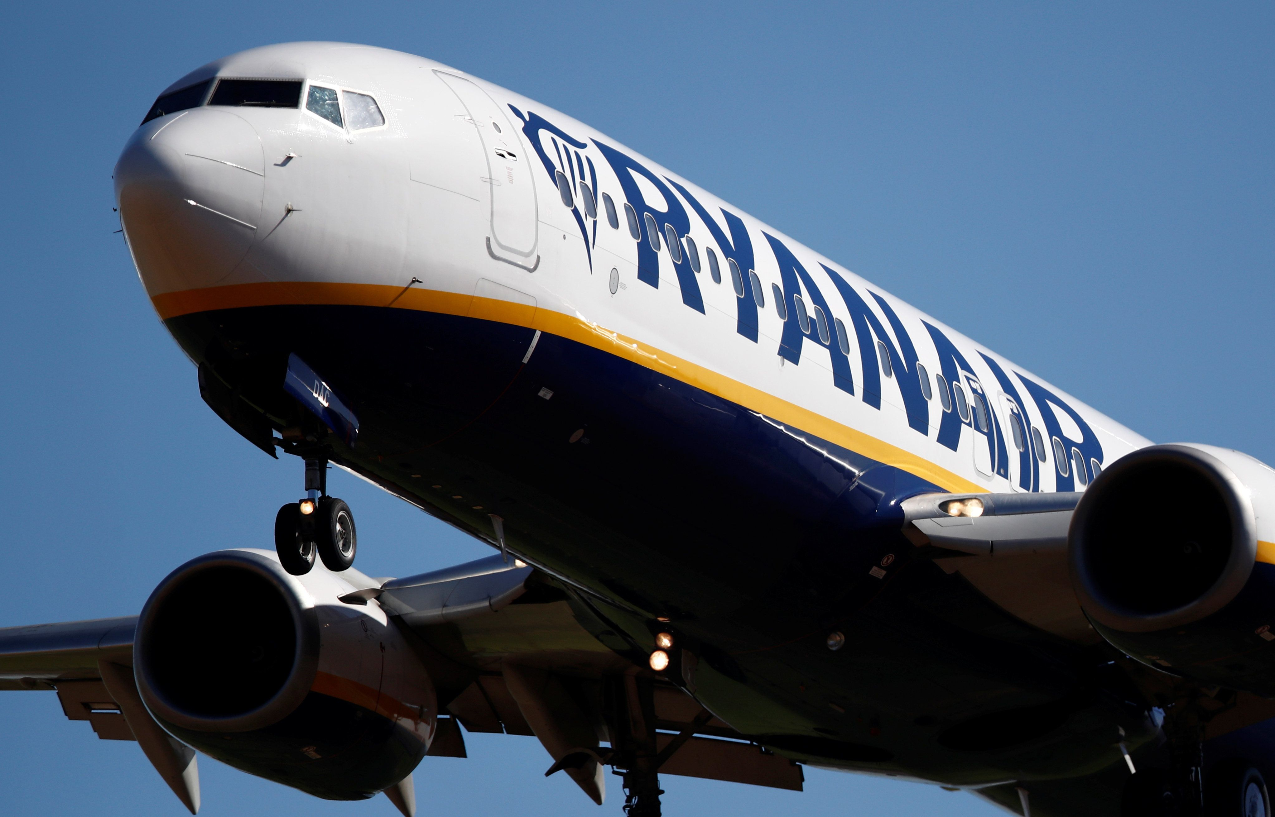 Ryanair Sacks Cabin Crew For Allegedly Faking Photo Of Sleeping On Airport