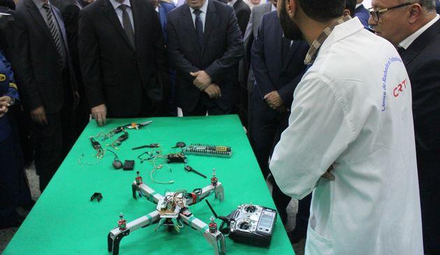 Le 4e drone de