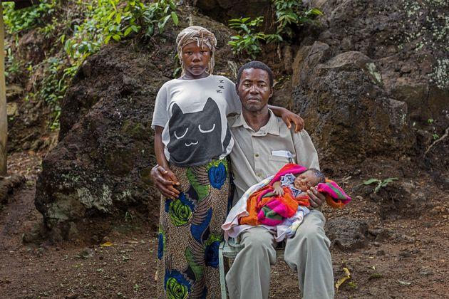 Baby wurde mit 17 Jahren während der Ebola-Epidemie