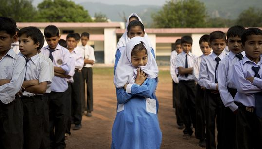 Diese Fotos zeigen eindrucksvoll, wie unterschiedlich Mädchen weltweit