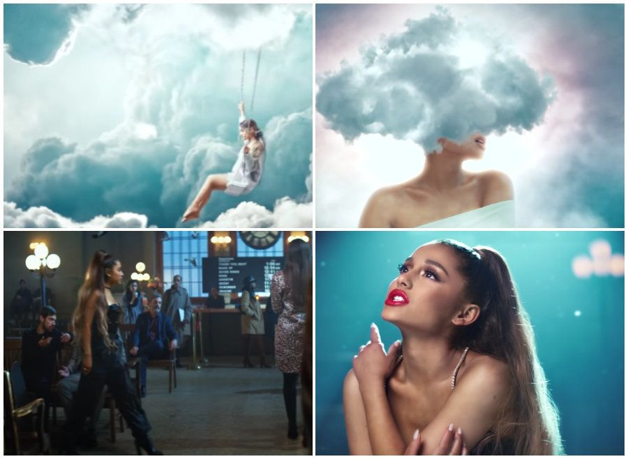 5 Details You Might Have Missed In Ariana Grande's 'Breathin' Music