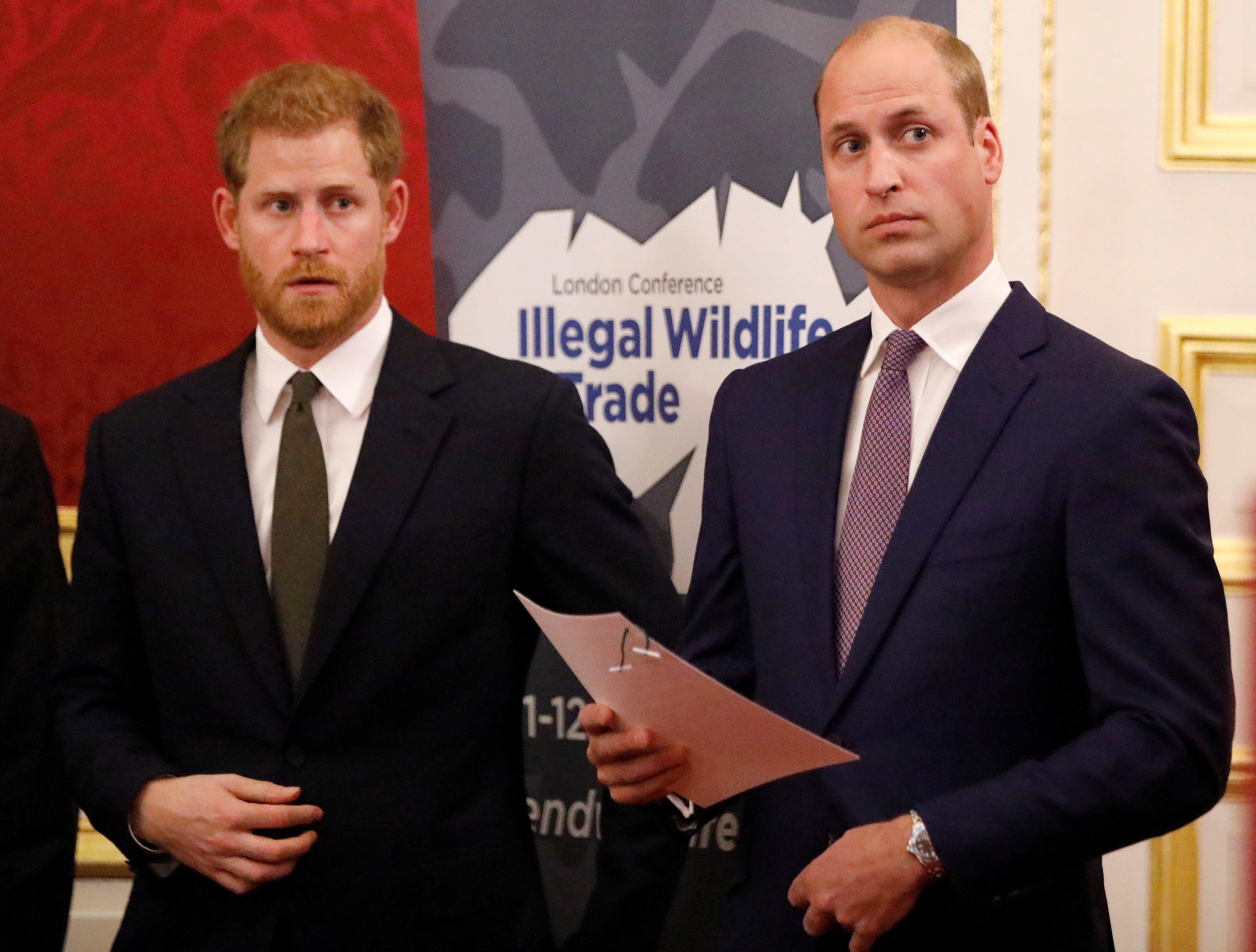 Prinz Harry und William über Charles' Gesundheitszustand: Deshalb machen sie sich