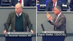 Streit um Migrationspakt: CDU-Mann nimmt AfD lautstark