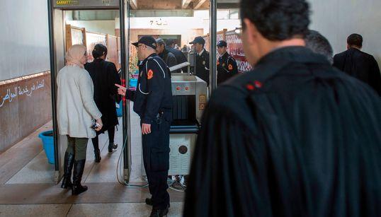 La peine de 6 mois de prison ferme à l'encontre de Afaf Bernani a été confirmée en