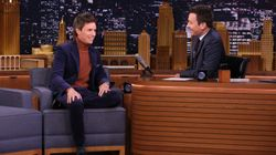 Eddie Redmayne Performed Some Really Quite Impressive Magic On Jimmy Fallon's Talk