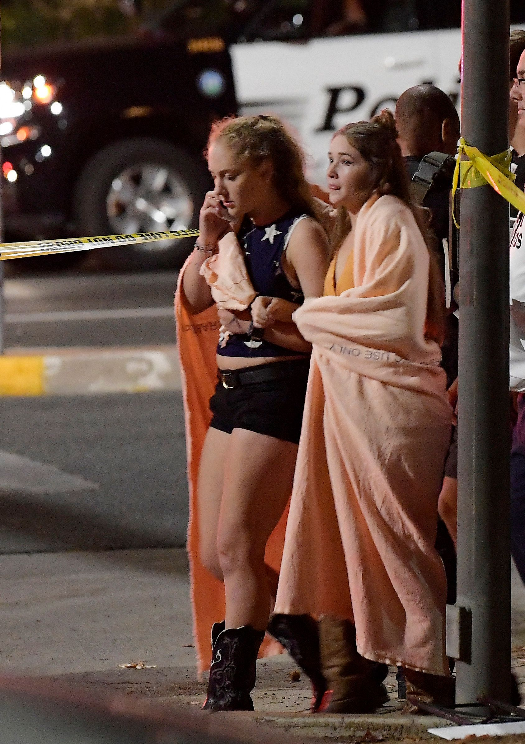 Gunman Kills At Least 12 In Thousand Oaks, California, Bar Shooting