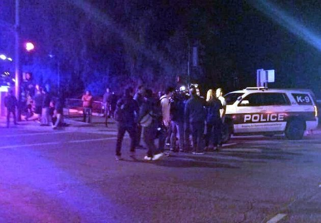 캘리포니아 술집서 총기 난사로 12명