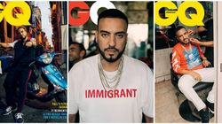 French Montana célèbre ses origines en couverture de GQ Middle