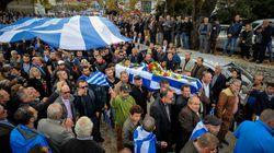 Με στρατιωτική στολή και την ελληνική σημαία κηδεύτηκε ο