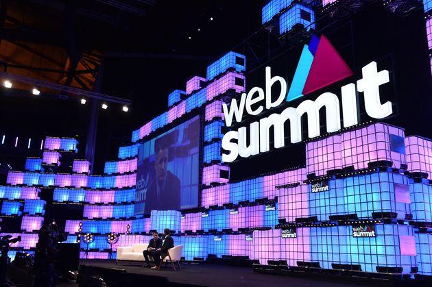 Le Web Summit à Lisbonne, le 8 novembre