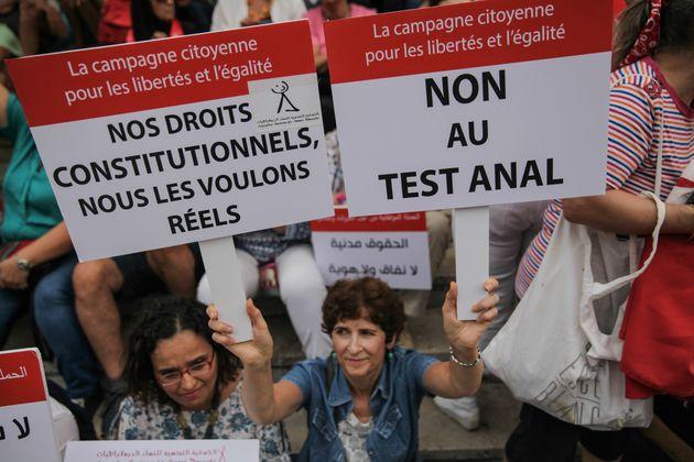 Des Tunisiens qui ont subi les tests anaux racontent leur calvaire à Human Rights