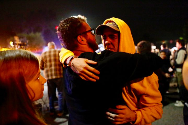 Thousand Oaks Bar Shooting Leaves At Least 13 Dead