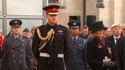 Prince Harry Attends Field Of Remembrance
