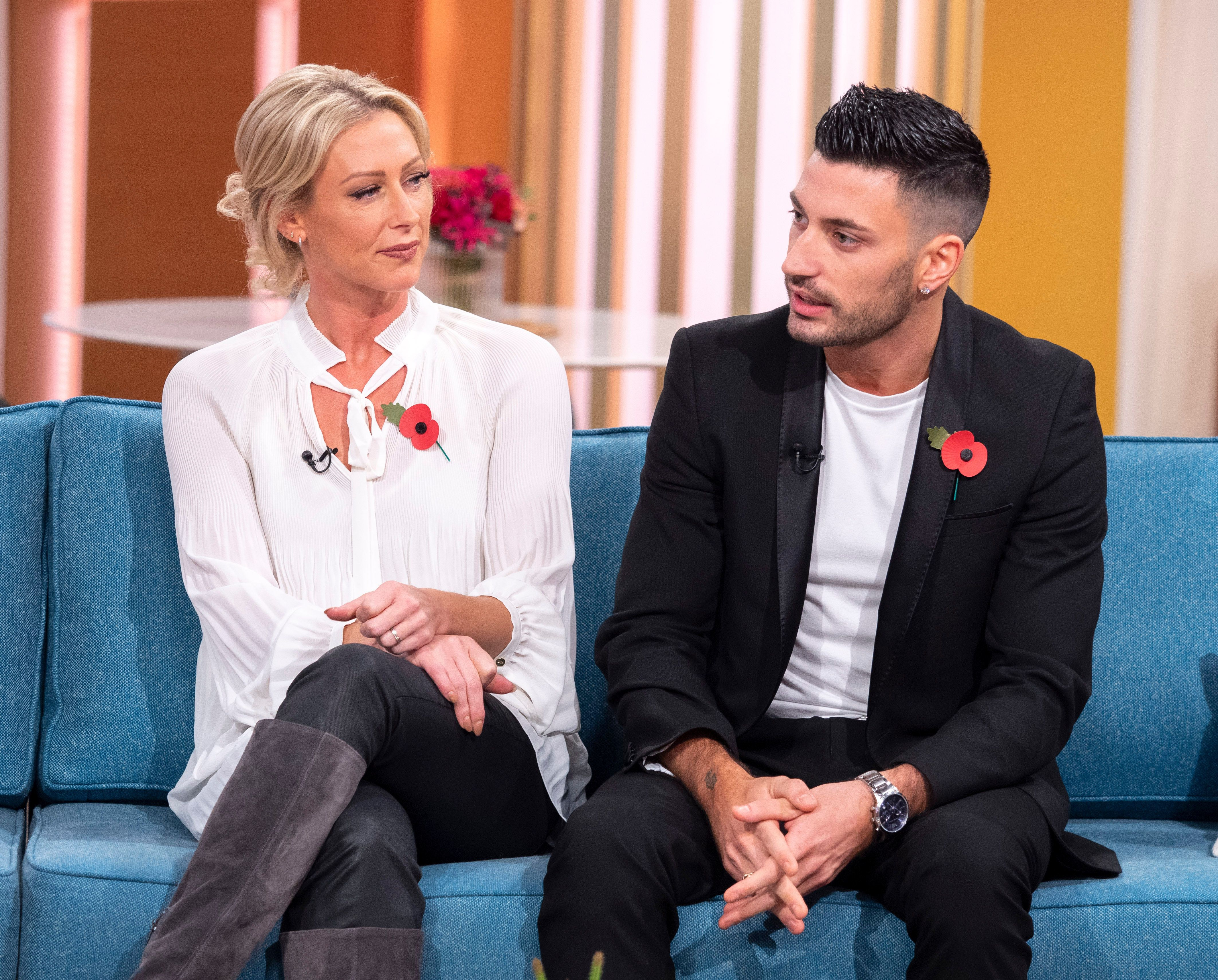 'Strictly' Pro Giovanni Pernice Sets The Record Straight Over Ashley Roberts Romance